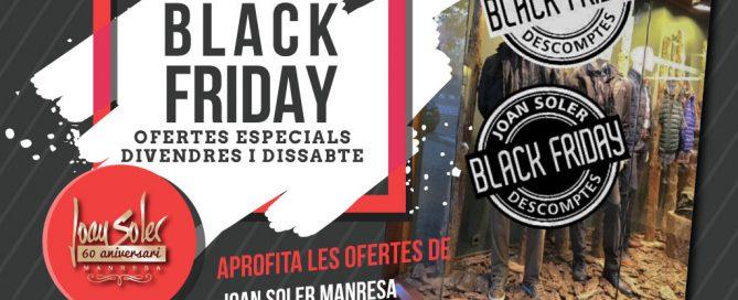 Black Friday Joan Soler Manresa
