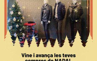 Aquest proper dimarts OBRIM, vine i avança les teves compres de Nadal